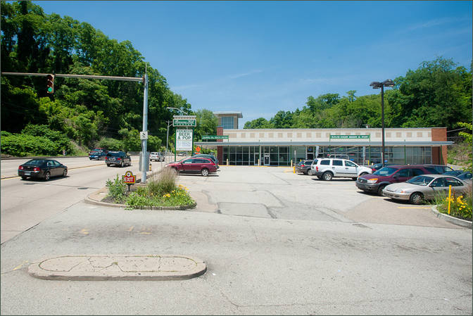 Browns Hill Road Shopping Center