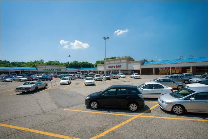 Olympia Shopping Center