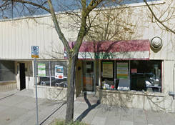 Centre Ave Shops: Storefronts