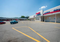 Olympia Shopping Center: 25,567 SF Free-standing - Available for lease