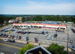 Carrick Shopping Center: