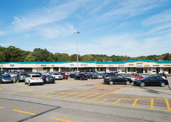 Pines Plaza Shopping Center: