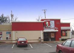 Olympia Shopping Center: KFC