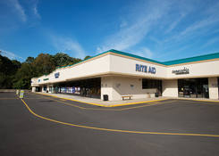 Pines Plaza Shopping Center: Rite Aid