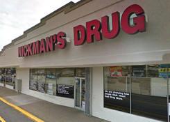 Connellsville Shopping Center: Nickman's Drug
