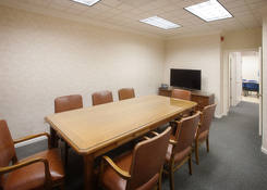 6000 Babcock Boulevard Offices: Office conference room